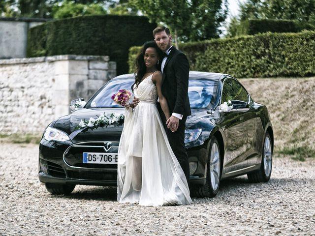 Le mariage de Nikolas et Esther à Saint-Germain-en-Laye, Yvelines 18