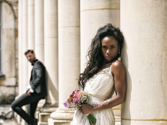 Le mariage de Nikolas et Esther à Saint-Germain-en-Laye, Yvelines 20