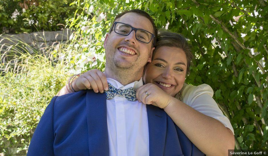 Le mariage de Erwan et Anna à Lussas, Ardèche