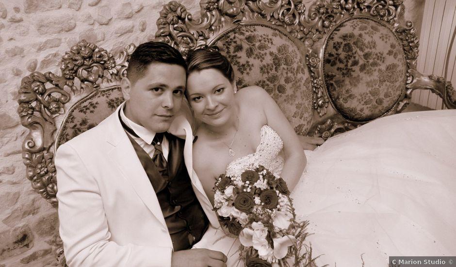 Le mariage de Jérémy et Cassandra à Vauvert, Gard