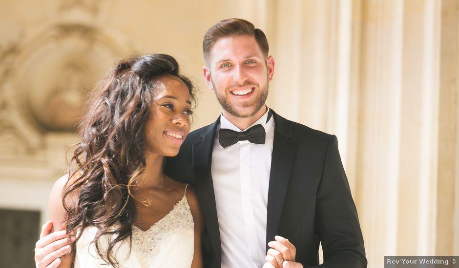 Le mariage de Nikolas et Esther à Saint-Germain-en-Laye, Yvelines