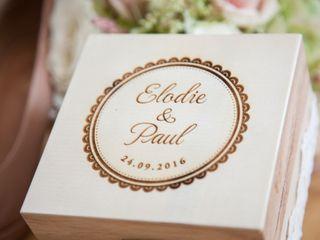 Le mariage de Elodie et Paul 1