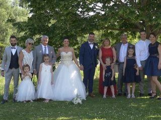 Le mariage de Laurine et Georges 1