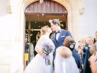 Le mariage de Chrystelle et Vincent 1