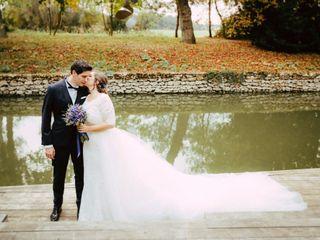 Le mariage de Chrystelle et Vincent