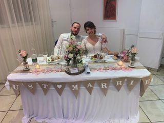 Le mariage de Sélim et Imène