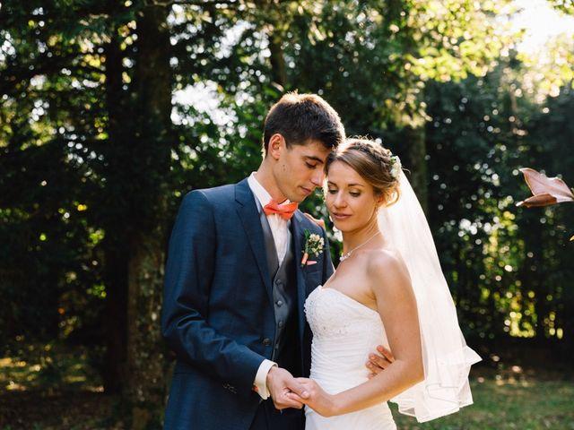 Le mariage de Anathilde et Emmanuel