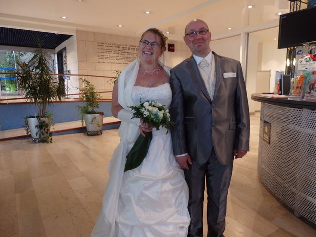 Le mariage de Erika et Jean-Claude à Sotteville-lès-Rouen, Seine-Maritime 1