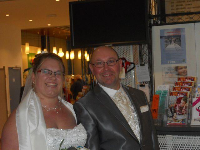 Le mariage de Erika et Jean-Claude à Sotteville-lès-Rouen, Seine-Maritime 2