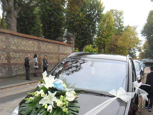 Le mariage de Erika et Jean-Claude à Sotteville-lès-Rouen, Seine-Maritime 10
