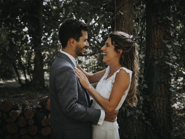 Le mariage de Hendrik et Elise à Pont-Saint-Martin, Loire Atlantique 83