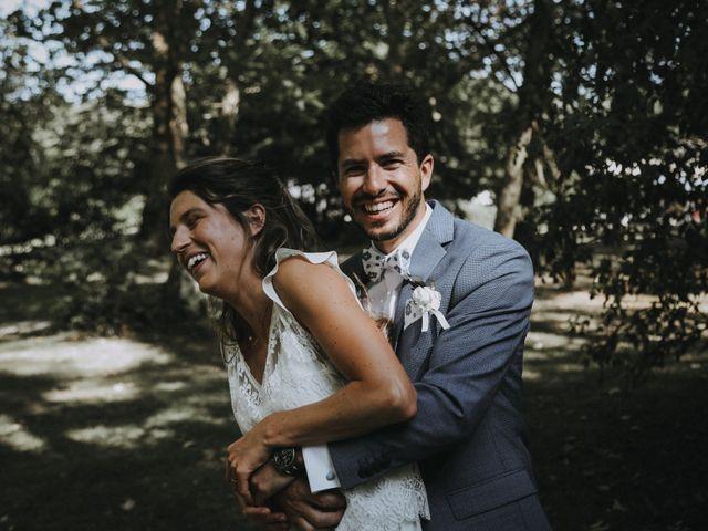 Le mariage de Hendrik et Elise à Pont-Saint-Martin, Loire Atlantique 85