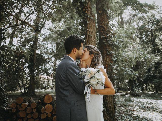 Le mariage de Hendrik et Elise à Pont-Saint-Martin, Loire Atlantique 91