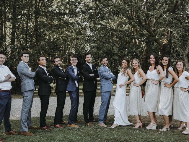 Le mariage de Hendrik et Elise à Pont-Saint-Martin, Loire Atlantique 122