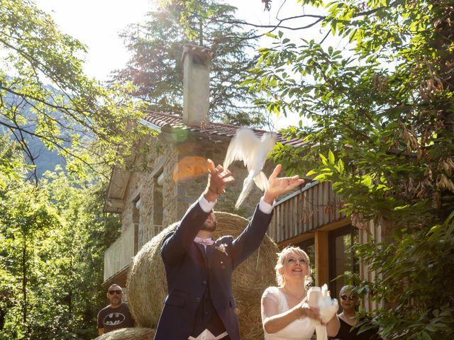 Le mariage de Joël  et Laura à Vernet-les-Bains, Pyrénées-Orientales 12