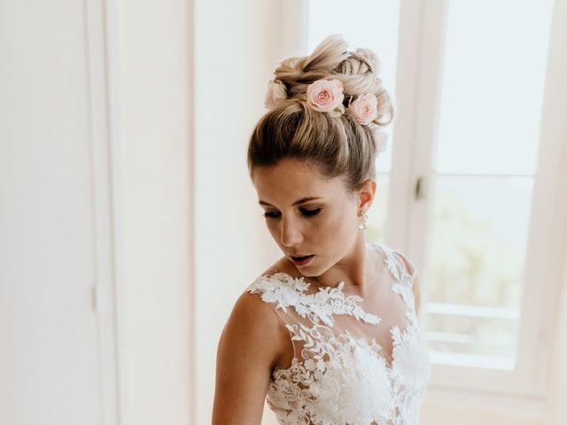 Le mariage de Arnaud et Justine à Saint-Cyr-sur-Mer, Var 8