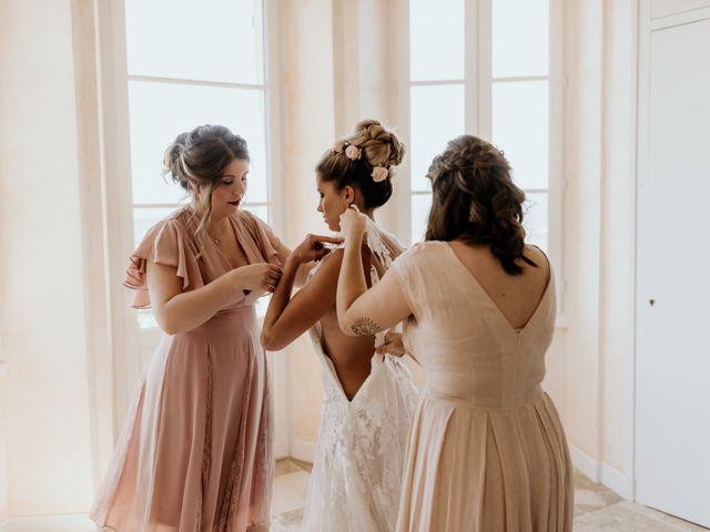 Le mariage de Arnaud et Justine à Saint-Cyr-sur-Mer, Var 10