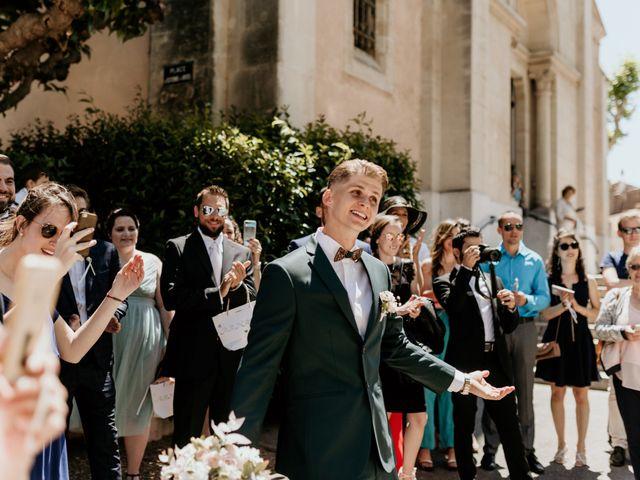 Le mariage de Arnaud et Justine à Saint-Cyr-sur-Mer, Var 11