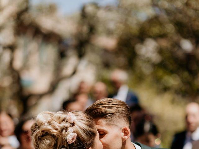 Le mariage de Arnaud et Justine à Saint-Cyr-sur-Mer, Var 12