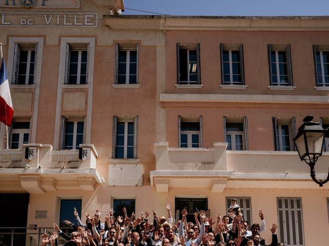 Le mariage de Arnaud et Justine à Saint-Cyr-sur-Mer, Var 13