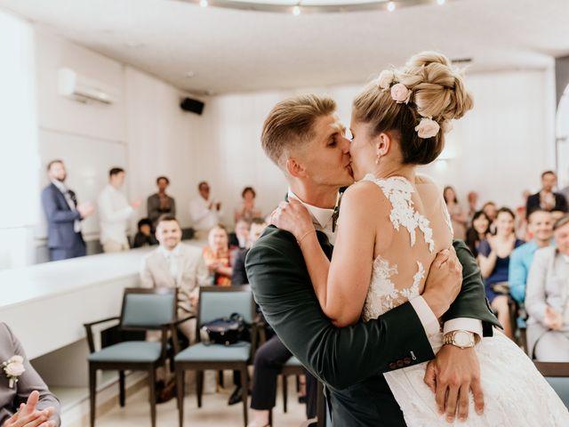 Le mariage de Arnaud et Justine à Saint-Cyr-sur-Mer, Var 14