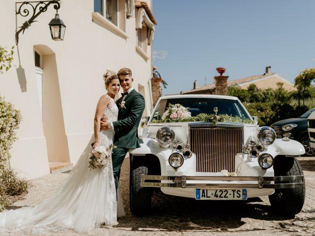 Le mariage de Arnaud et Justine à Saint-Cyr-sur-Mer, Var 1