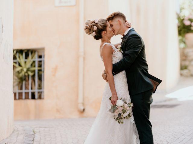 Le mariage de Arnaud et Justine à Saint-Cyr-sur-Mer, Var 15