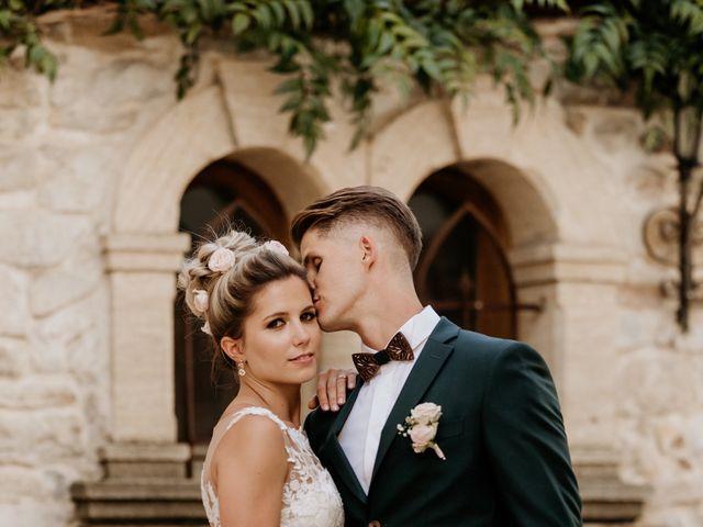 Le mariage de Arnaud et Justine à Saint-Cyr-sur-Mer, Var 16