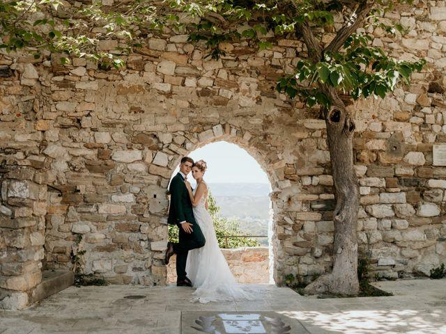 Le mariage de Arnaud et Justine à Saint-Cyr-sur-Mer, Var 2