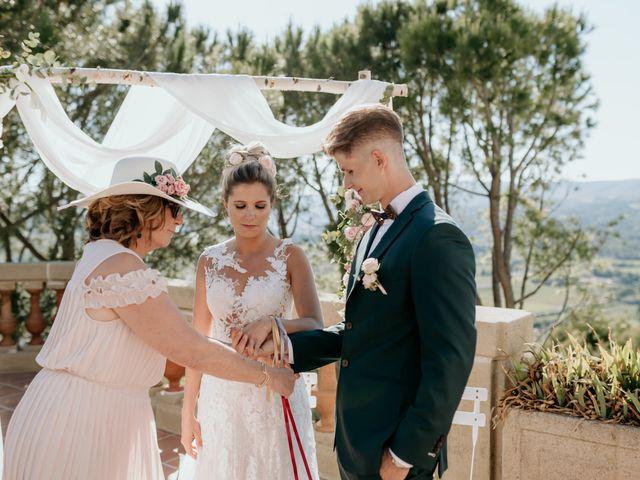 Le mariage de Arnaud et Justine à Saint-Cyr-sur-Mer, Var 18