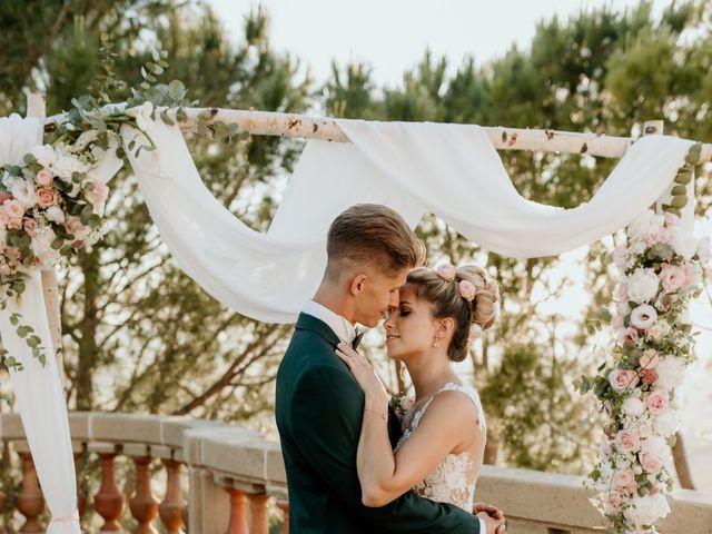 Le mariage de Arnaud et Justine à Saint-Cyr-sur-Mer, Var 21