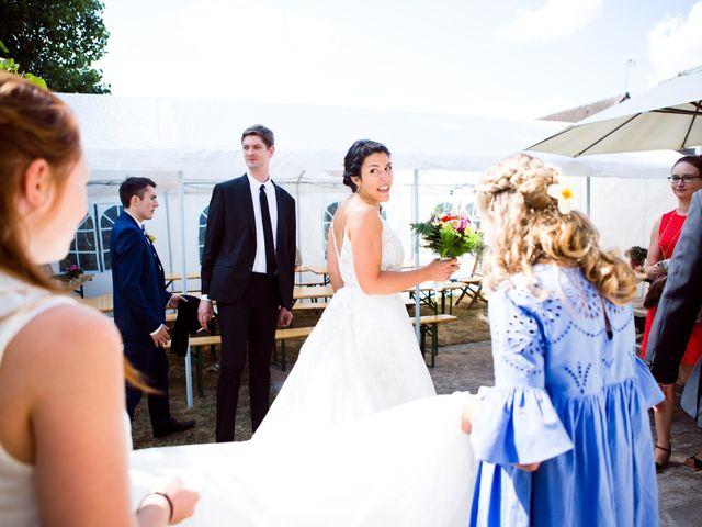 Le mariage de Romain et Célia à Le Châtelet-en-Brie, Seine-et-Marne 97