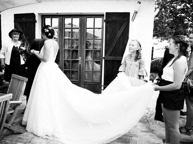 Le mariage de Romain et Célia à Le Châtelet-en-Brie, Seine-et-Marne 104