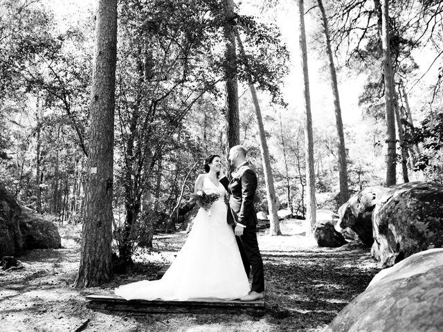 Le mariage de Romain et Célia à Le Châtelet-en-Brie, Seine-et-Marne 125