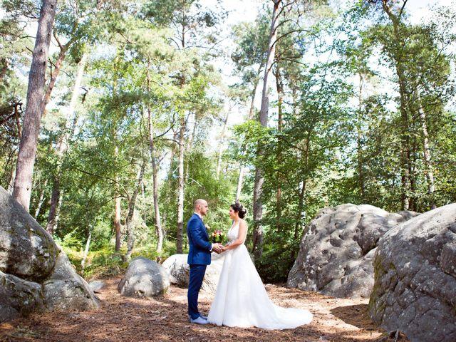Le mariage de Célia et Romain