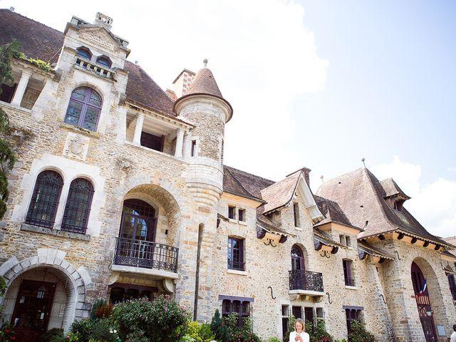 Le mariage de Romain et Célia à Le Châtelet-en-Brie, Seine-et-Marne 159