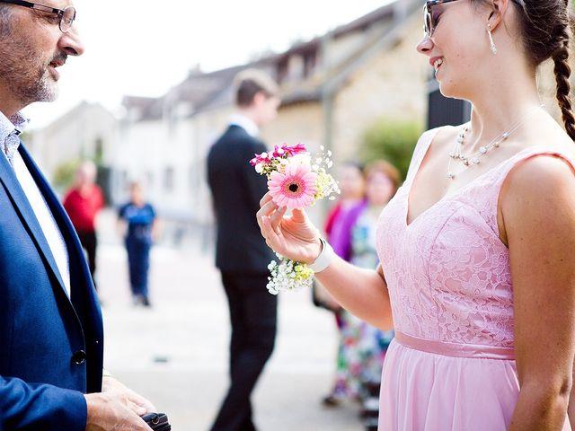 Le mariage de Romain et Célia à Le Châtelet-en-Brie, Seine-et-Marne 171