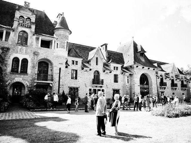 Le mariage de Romain et Célia à Le Châtelet-en-Brie, Seine-et-Marne 172