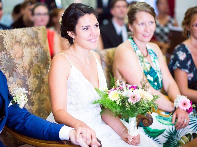 Le mariage de Romain et Célia à Le Châtelet-en-Brie, Seine-et-Marne 203
