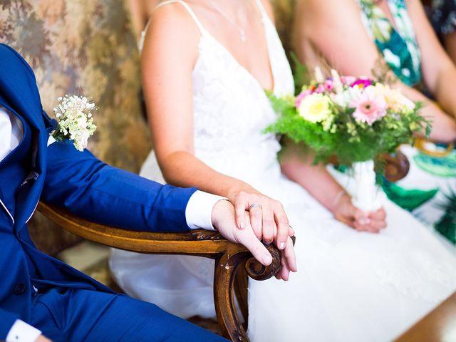 Le mariage de Romain et Célia à Le Châtelet-en-Brie, Seine-et-Marne 204