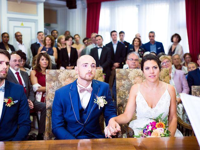 Le mariage de Romain et Célia à Le Châtelet-en-Brie, Seine-et-Marne 228