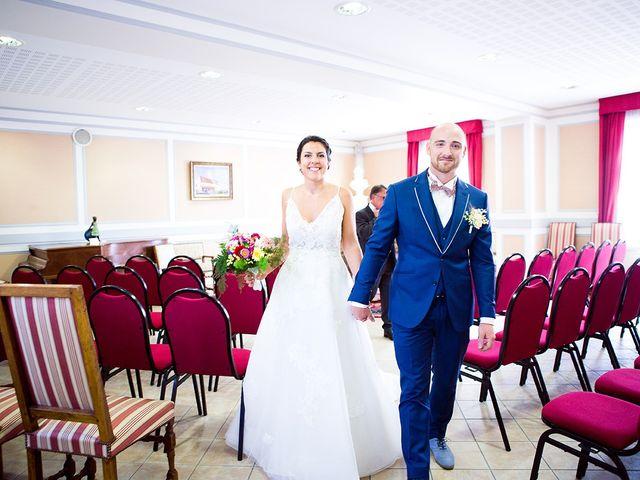 Le mariage de Romain et Célia à Le Châtelet-en-Brie, Seine-et-Marne 237