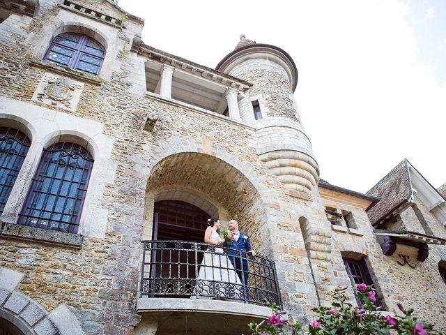 Le mariage de Romain et Célia à Le Châtelet-en-Brie, Seine-et-Marne 243