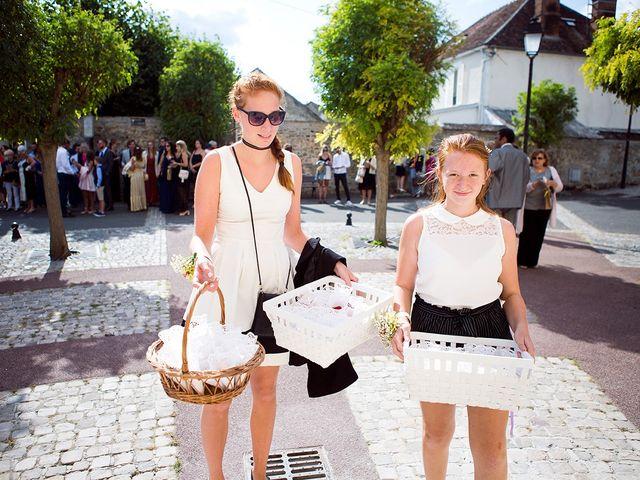 Le mariage de Romain et Célia à Le Châtelet-en-Brie, Seine-et-Marne 256