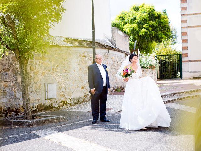Le mariage de Romain et Célia à Le Châtelet-en-Brie, Seine-et-Marne 257