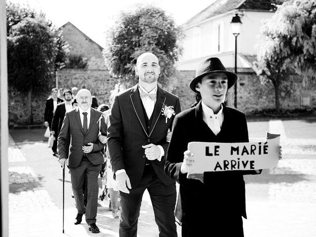 Le mariage de Romain et Célia à Le Châtelet-en-Brie, Seine-et-Marne 263