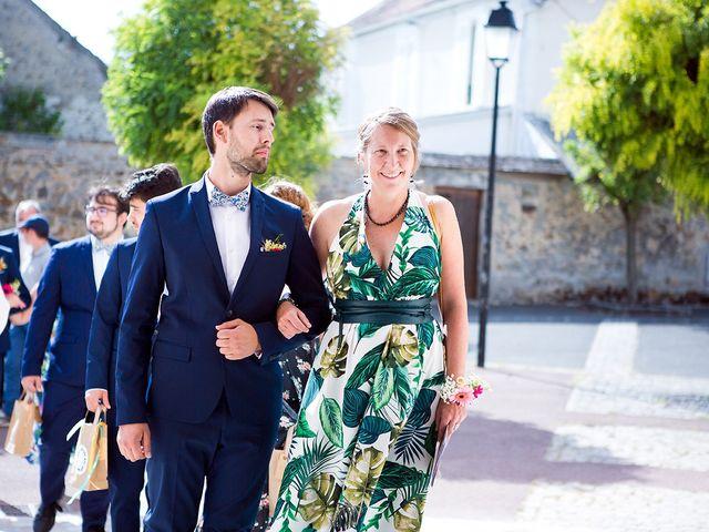 Le mariage de Romain et Célia à Le Châtelet-en-Brie, Seine-et-Marne 265