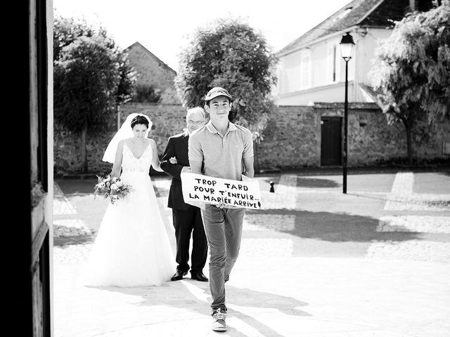 Le mariage de Romain et Célia à Le Châtelet-en-Brie, Seine-et-Marne 268