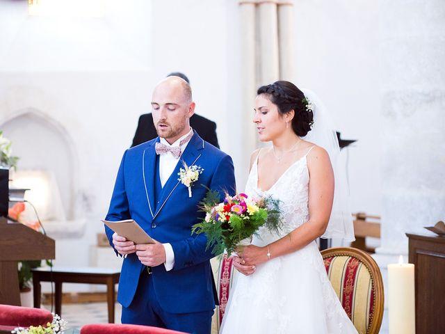 Le mariage de Romain et Célia à Le Châtelet-en-Brie, Seine-et-Marne 284