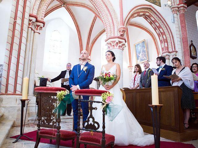 Le mariage de Romain et Célia à Le Châtelet-en-Brie, Seine-et-Marne 309